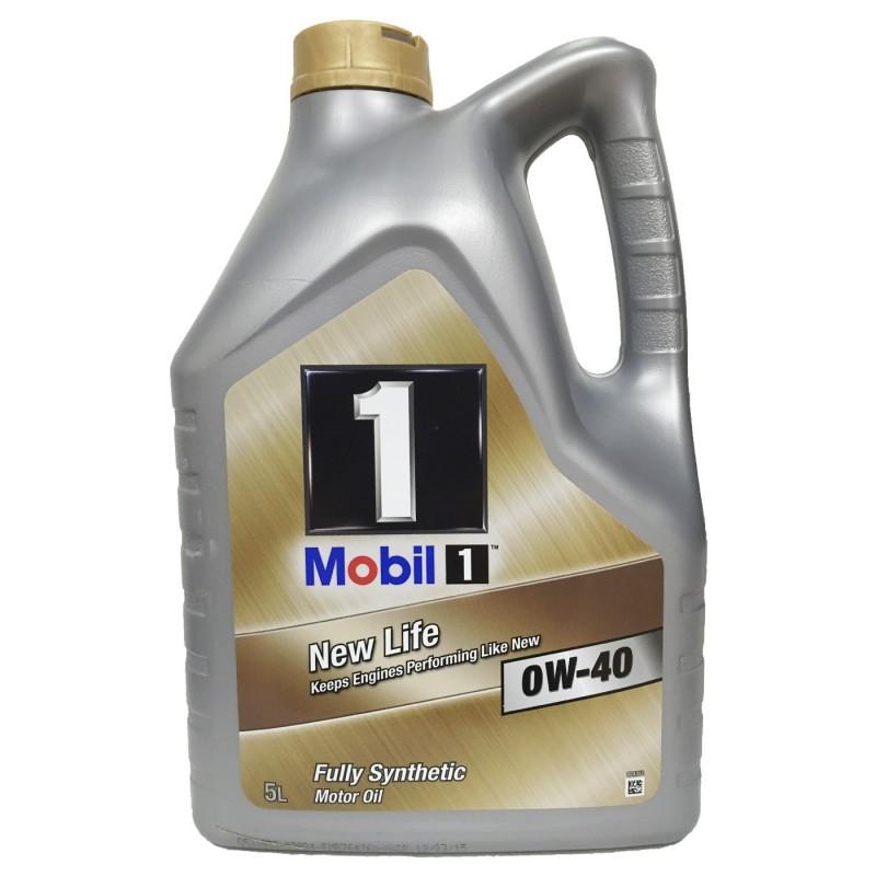 Mobil 1 0W-40 4л