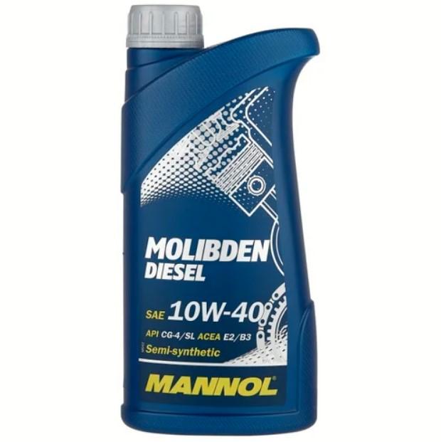 Mannol Molibden Diesel 10W-40 1л