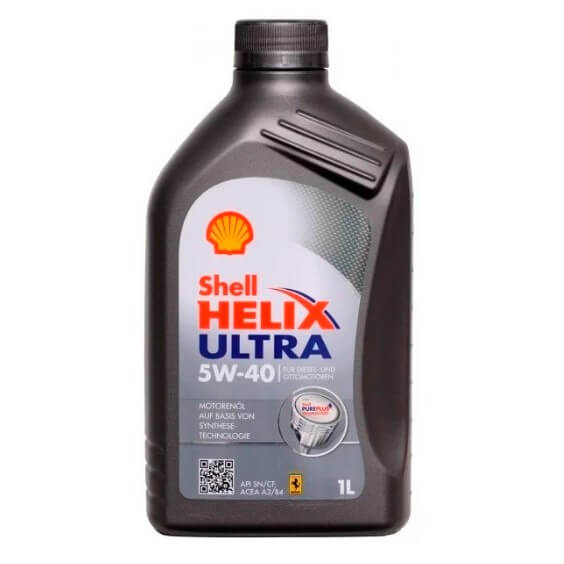 Shell Helix Ultra Diesel 5W-40 1л