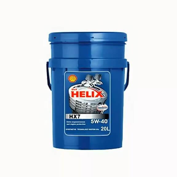 Shell Helix HX7 5W-40 209л л