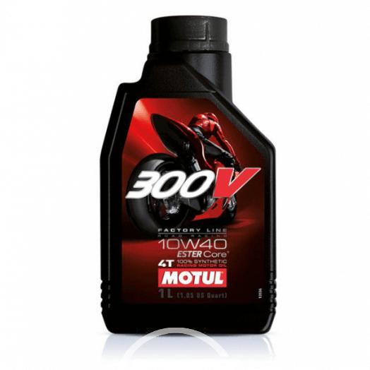 Motul 300V FL Road Racing 10W-40 4T 1л