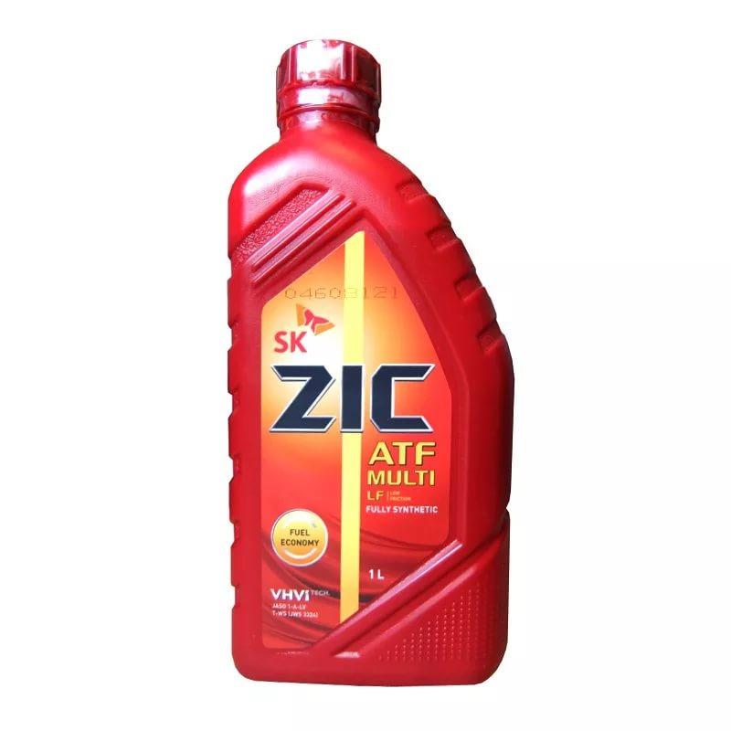 Масло трансмиссионное Zic ATF Multi LF 1л