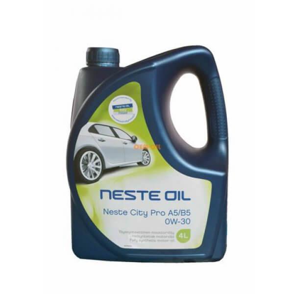 Neste City Pro 0W-30 A5/B5 4л