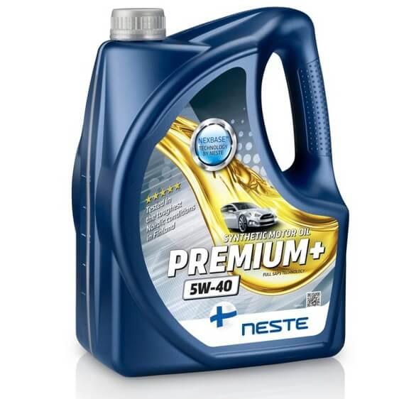 Neste Premium 5W-40 4л
