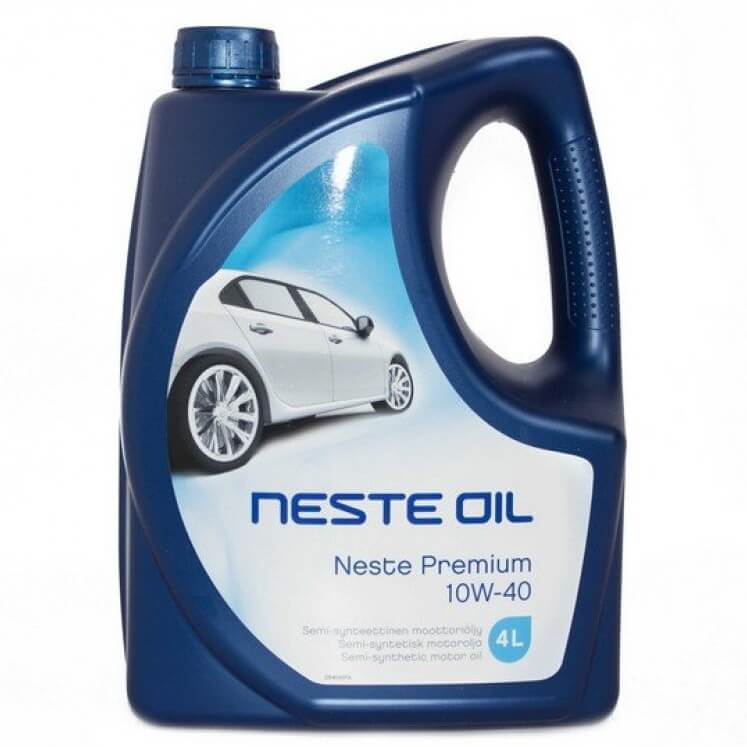 Neste Premium 10W-40 4л