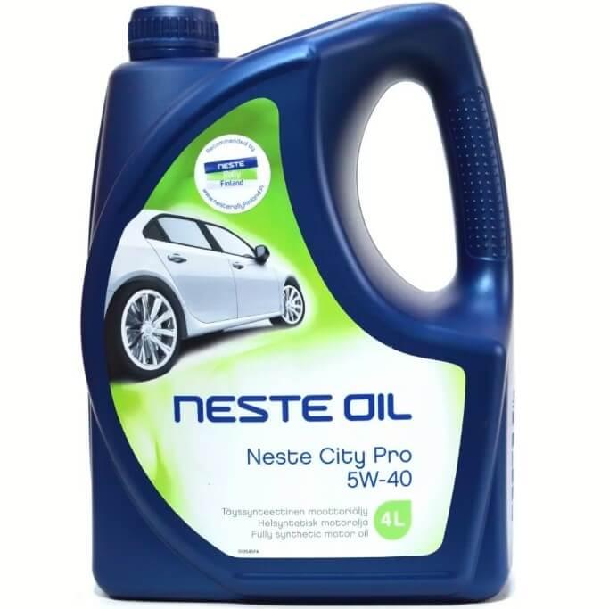 Neste City Pro 5W-40 4л