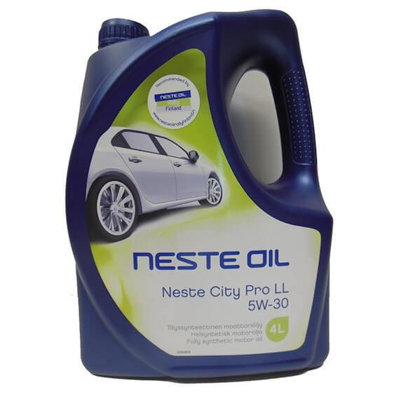 Neste City Pro LL 5W-30 4л