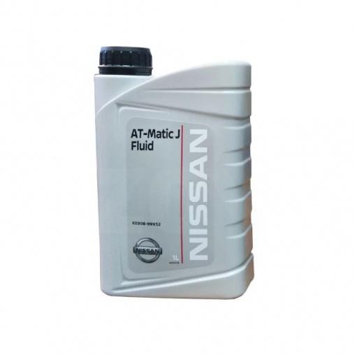 Масло трансмиссионное Nissan AT-MATIC J Fluid 1л.