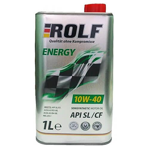 ROLF Energy 10W40 SL/CF 1л п/c