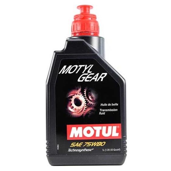 Масло трансмиссионное Motul Motyl Gear 75W-80 GL-4/5 1л.