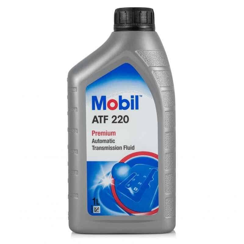 Масло трансмиссионное Mobil Mobilube ATF 220 1л