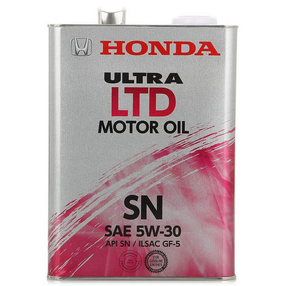 Fanfaro For Honda Ultra LTD SN 5W-30 4л ж/б