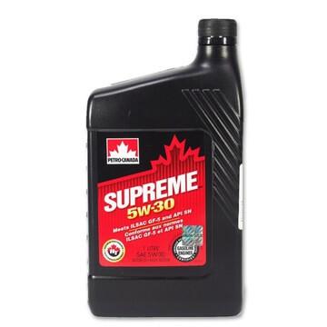 Petro-Canada Supreme 5W-30 1л