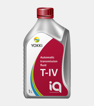 Масло трансмиссионное YCA03-1001P YOKKI ATF T-IV 1л п/б