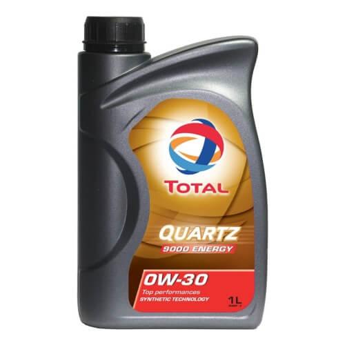 Total Quartz 9000 Energy 0W-30 1л