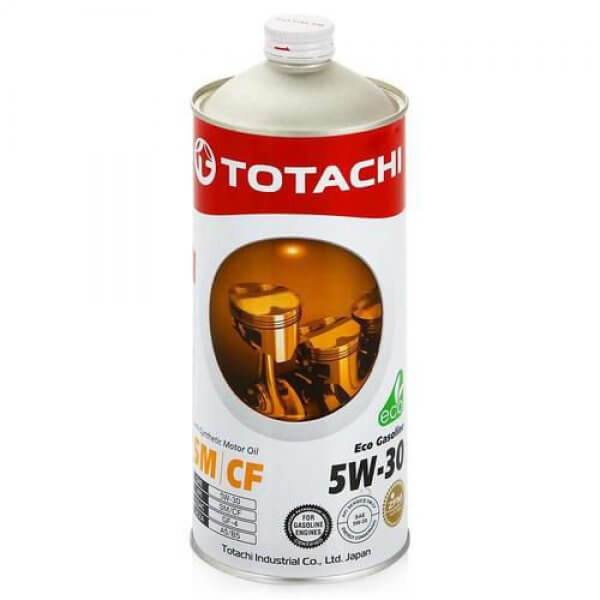 TOTACHI Eco Gasoline SM/CF 5W-30 1л