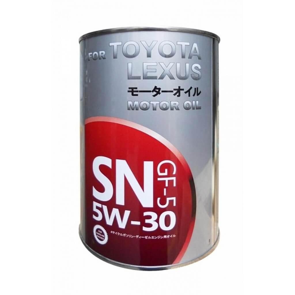 Fanfaro For Toyota Lexus SN GF-5 5W-30 1л (ж/б)