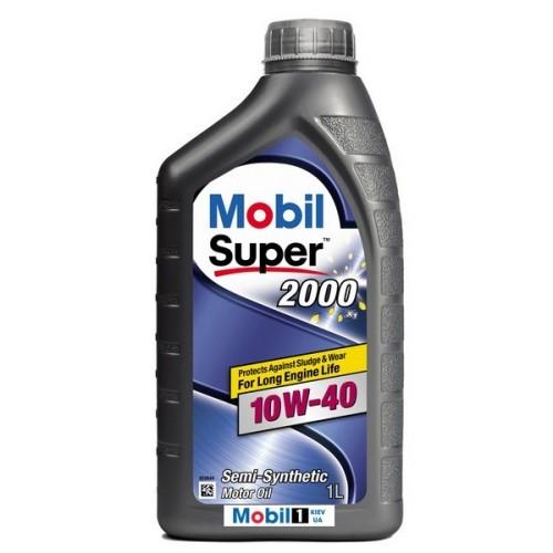 Mobil Super 2000 10W-40 1л