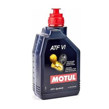 Масло трансмиссионное Motul Multi ATF VI 1л.