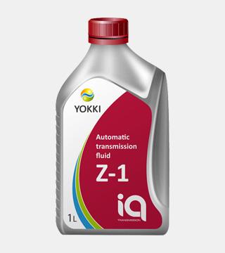 Масло трансмиссионное YTOZI-4 YOKKI ATF Z-1 1л