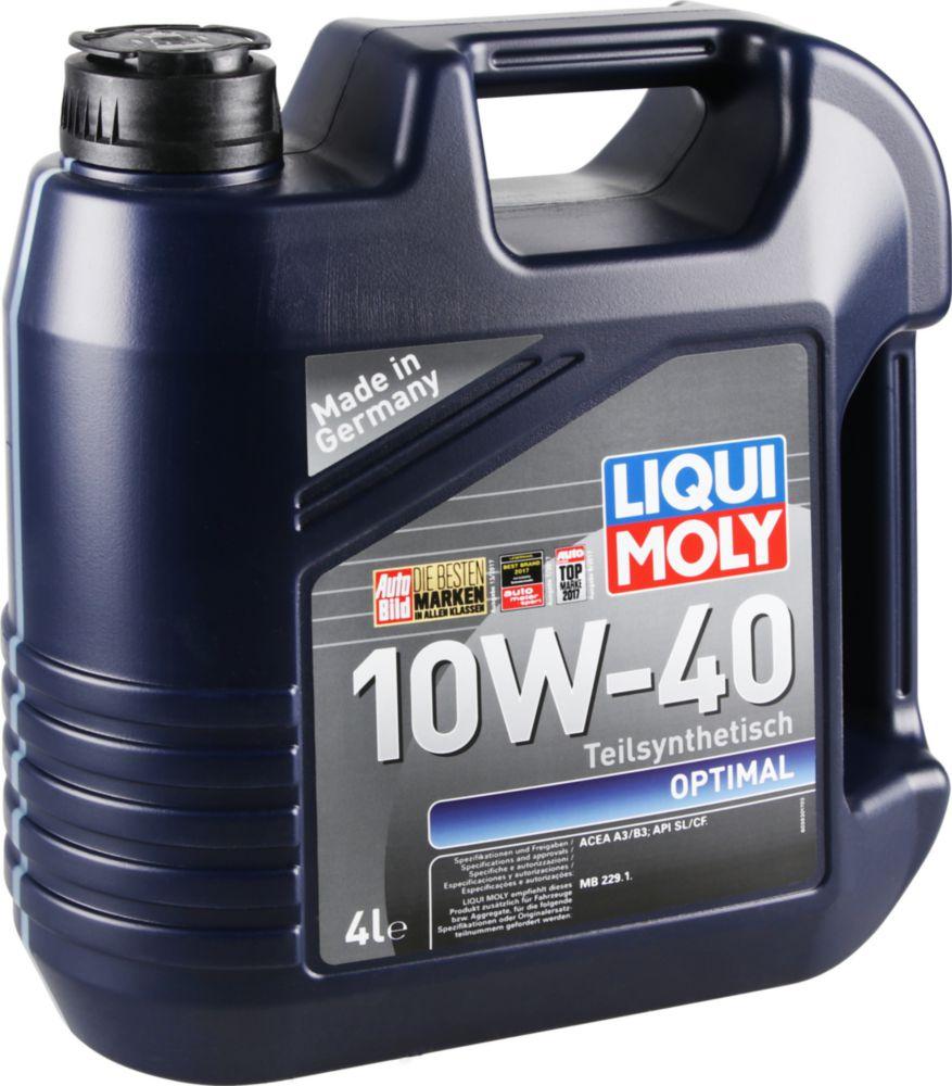Масло LM Optimal 10W40 п/с 4л