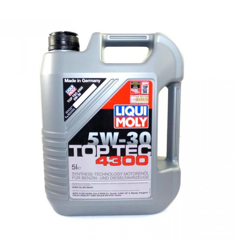 Масло LM TOP TEC 4300 5W-30 5л