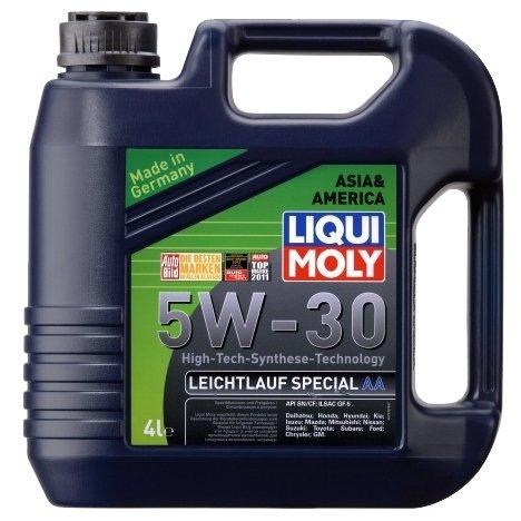Масло LM Leichtlauf Special 5W30 4л