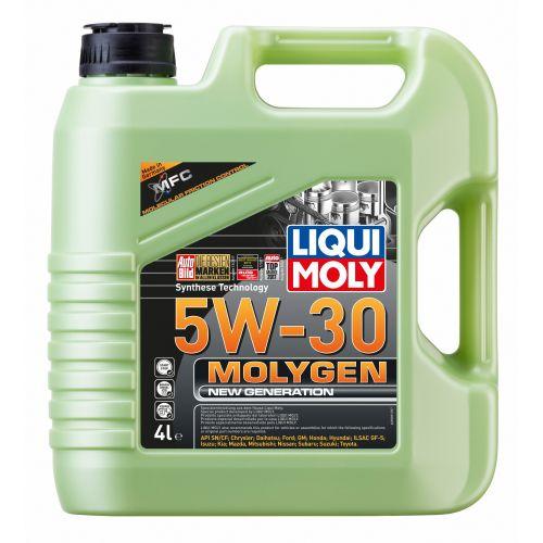 Масло моторное LM Molygen New Generation 5w30 4л